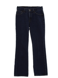 1990's Womens Levis 517 Flared Jeans Pants