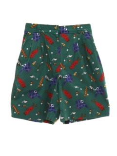 1990's Womens Golf Shorts