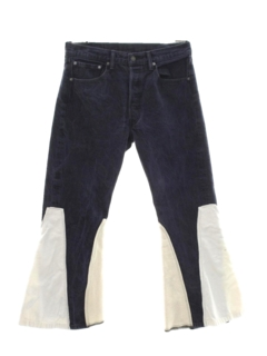 1970's Mens Levis 501 Bellbottom Jeans Pants