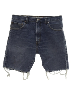 1990's Mens 517 Cut-Off Jeans Shorts