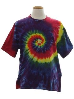 1990's Unisex Tie Dye T-Shirt