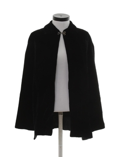 1950's Womens Cape Jacket