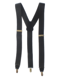 1980's Mens Accessories - Suspenders