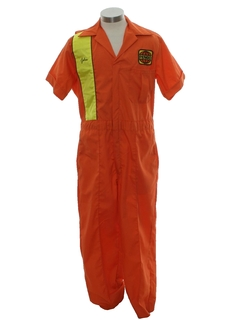 1980's Mens Jumpsuit