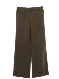 1980's Womens Bellbottom Pants