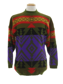 1980's Unisex Totally 80s Sweater
