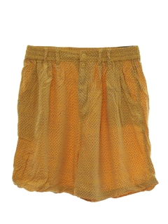 1980's Womens Wicked 90s Shorts