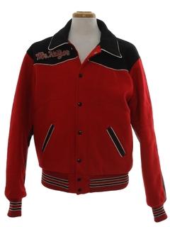 1970's Mens Varsity Jacket