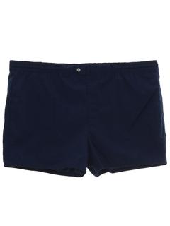 1960's Mens Swim Shorts