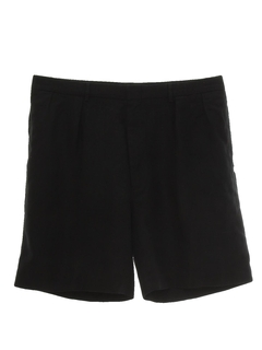 1980's Mens Designer Saturday Shorts