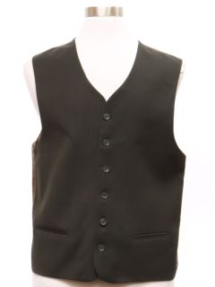 1990's Mens Wicked 90s Suit Vest