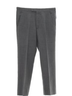 1980's Mens Designer Slacks Pants