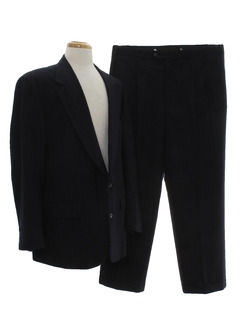 1990's Mens Wool Suit
