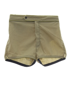 1970's Mens Swim Shorts