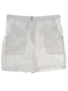 1980's Womens Shorts