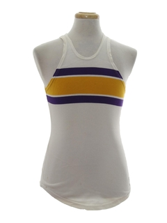 1970's Unisex Sports T-shirt Tank Top