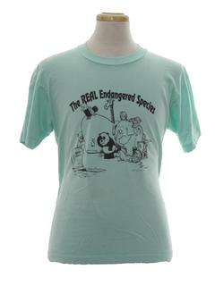 1990's Unisex Political T-shirt