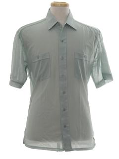 1970's MensSport Shirt