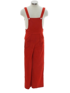 1970's Womens/Childs Jumpsuit