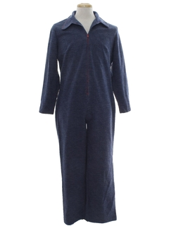 1970's Womens Jumpsuit