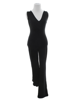 1980's Womens Jumpsuit