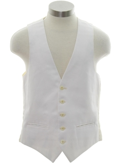 1970's Mens/Boys Suit Vest