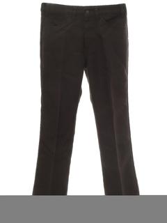 1970's Mens Jeans Cut Pants