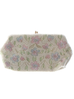 1960's Womens Accessories - Clutch Purse