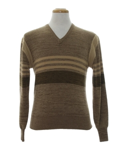1970's Mens Pullover Sweater