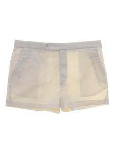 1980's Mens Tennis Sport Shorts