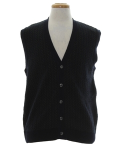 1990's Mens Sweater Vest
