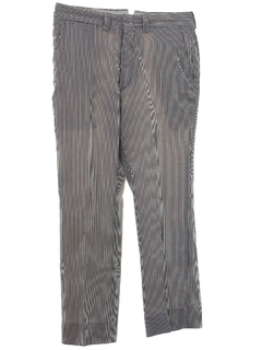 1960's Mens Golf Style Slacks Pants