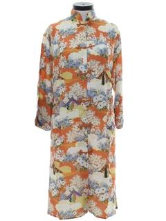 1960's Womens Robe