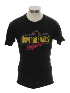 1980's Unisex Travel T-Shirt