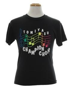 1990's Unisex Music T-Shirt