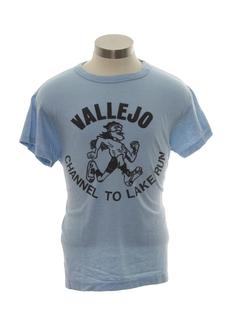 1980's Womens Sports T-Shirt