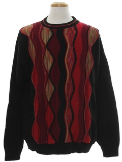 1990's Mens Cosby Style Sweater
