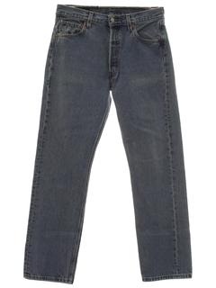 1980's Mens 501 Jeans Pants