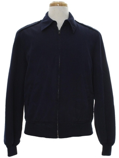 1970's Mens Zip Jacket