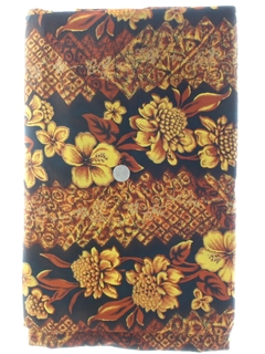 1960's Hawaiian Fabric