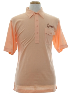 1980's Mens Golf Style Shirt