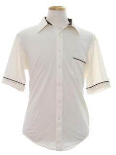 1970's Mens Shirt Shirt