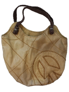 1990's Womens Accessories - Hippie Style Purse