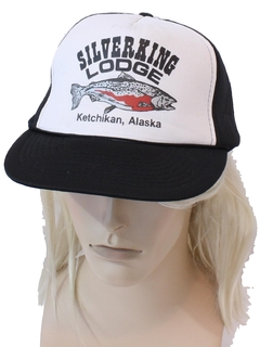 1990's Mens Accessories - Trucker Baseball Hat