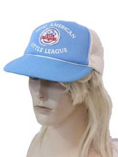 1970's Mens Accessories - Trucker Baseball Hat