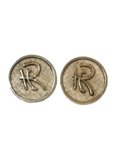 1970's Mens Accessories - Jewelry - Cufflinks