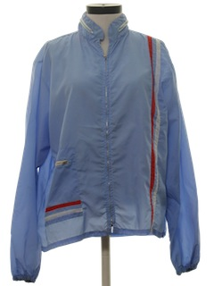 1970's Womens Windbreaker Jacket