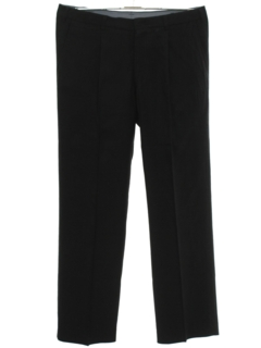 1950's Mens Swing Pleated Slacks Pants