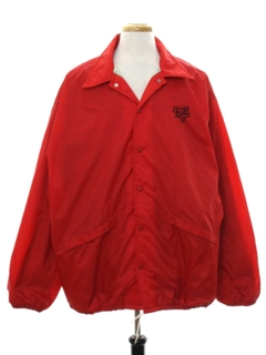 1970's Mens 49ers Football Windbreaker Jacket