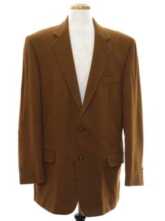 1980's Mens Cashmere Blazer Sport Coat Jacket